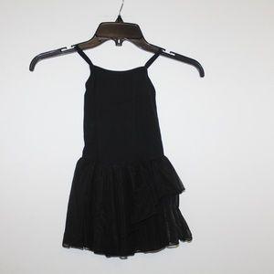 MDNMD Leotard Dance Ballet Black AM000003